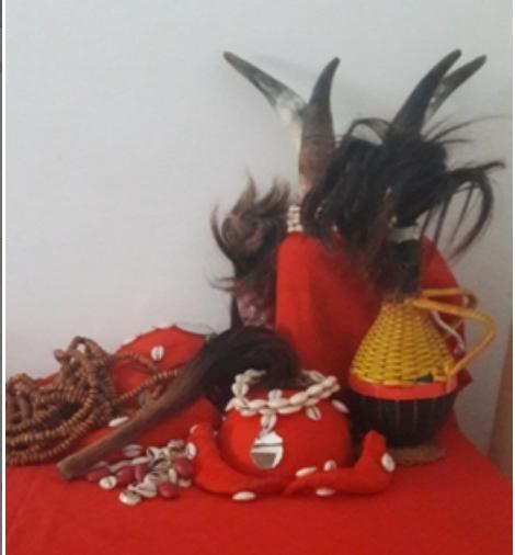 ritual vudu